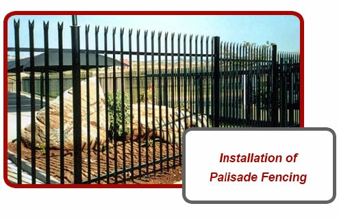 Palicrete Boundry Wall Security